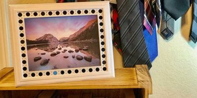 Conbrov T10 HD 720p Photo Frame Hidden Spy Camera – Review and Giveaway