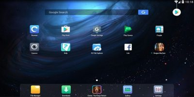 Nox App Player: A Beautiful Android Emulator for PC and Mac