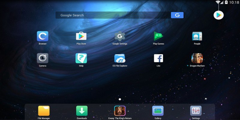 Nox App Player: A Beautiful Android Emulator for PC and Mac - Make