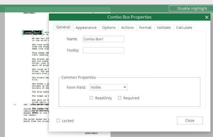 pdf-editor-combo-box