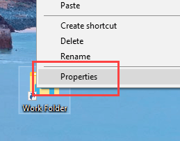 pin-custom-folders-to-taskbar-select-properties