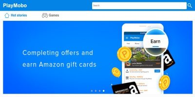 PlayMobo: Discover New Games and Earn Gift Cards