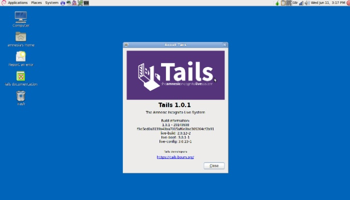 tails-linux
