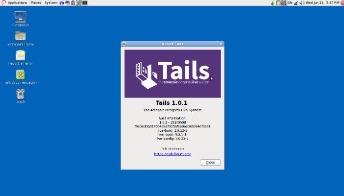 Tails-linux