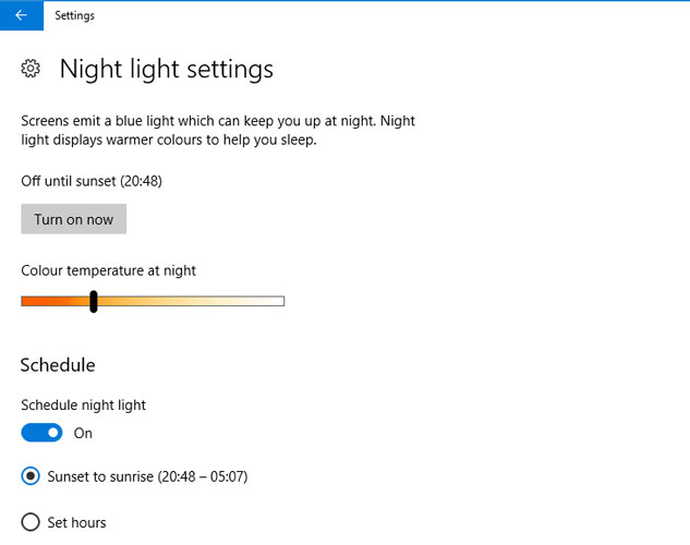 windows-10-creators-update-night-light