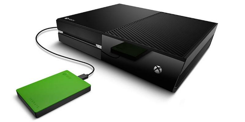 How To Use An External Hard Drive With Xbox One Make