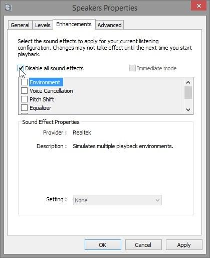 audio-isolation-disable