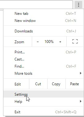 chrome-sync-settings