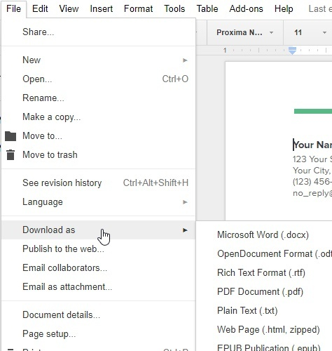 Pdf google docs formatting issues as
