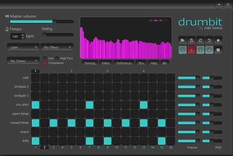 music-drumbit