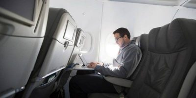 How to Stay Productive on Flights When Laptops Are Banned