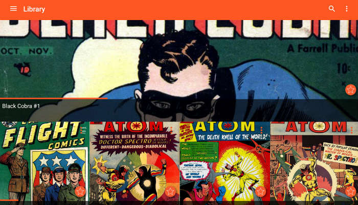 5 of the Best Free Android Comic Book Readers - Make Tech Easier