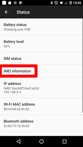 check-imei-number-android