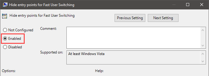 disable-fast-user-switching-select-enabled