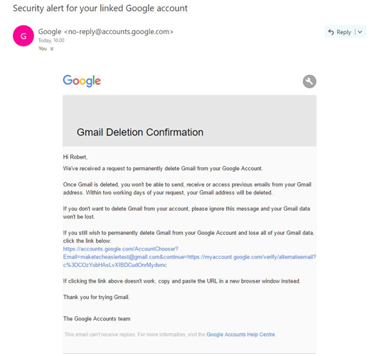 how-to-delete-gmail-account-email-verification