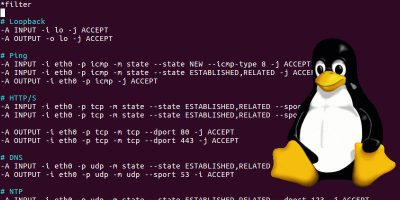 How to Secure Your Linux Desktop with Iptables