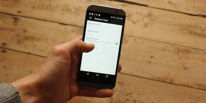 How to Restore Your Android Phone Settings From a Backup - Make Tech Easier