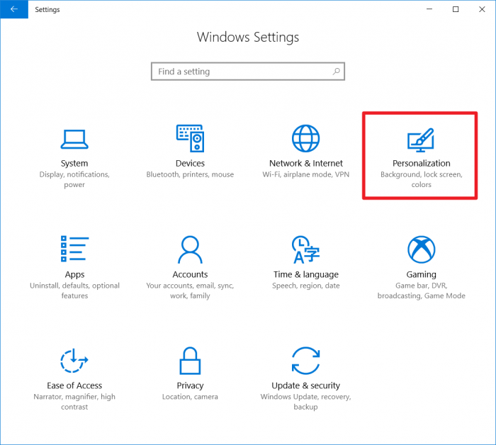 windows-10-custom-themes-personalization