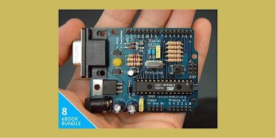 Learn More with Arduino Enthusiast E-Book Bundle