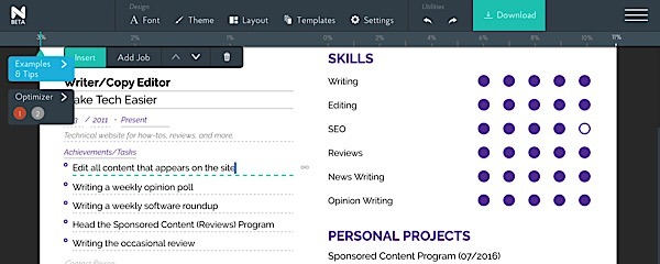 www image size com 7 - Novo Resume