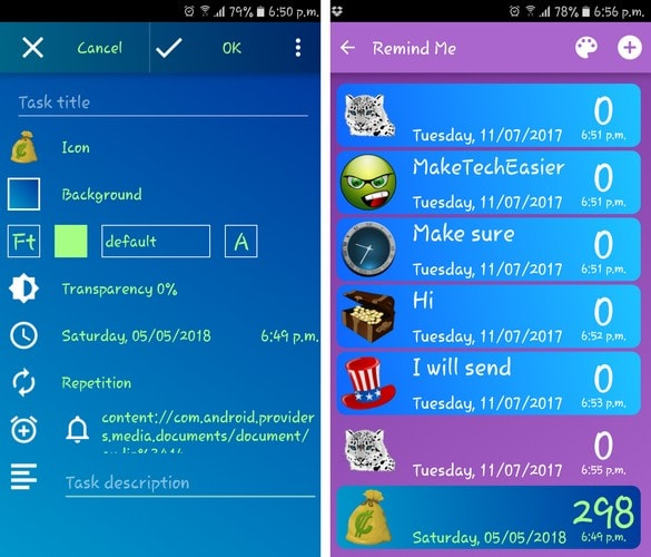 6 Must-Have Reminder Apps for Android - Make Tech Easier