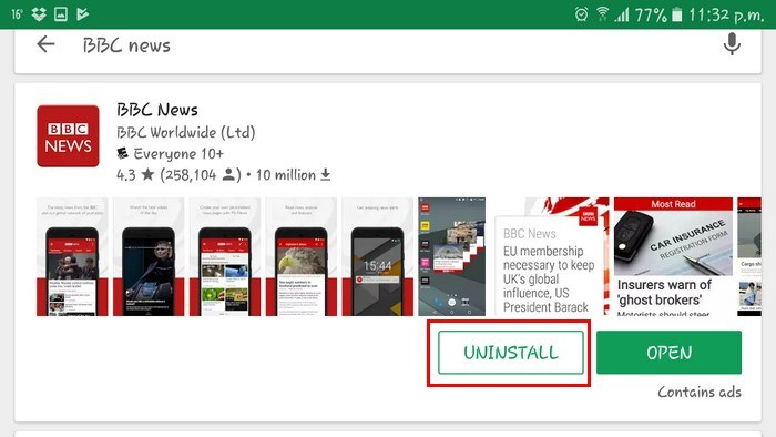 uninstall-bbc