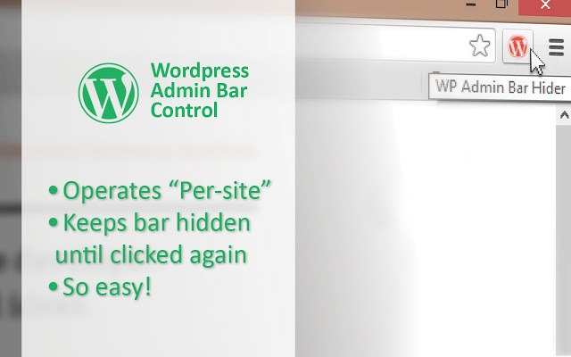wordpress-chrome-extensions-wordpress-admin-bar-control