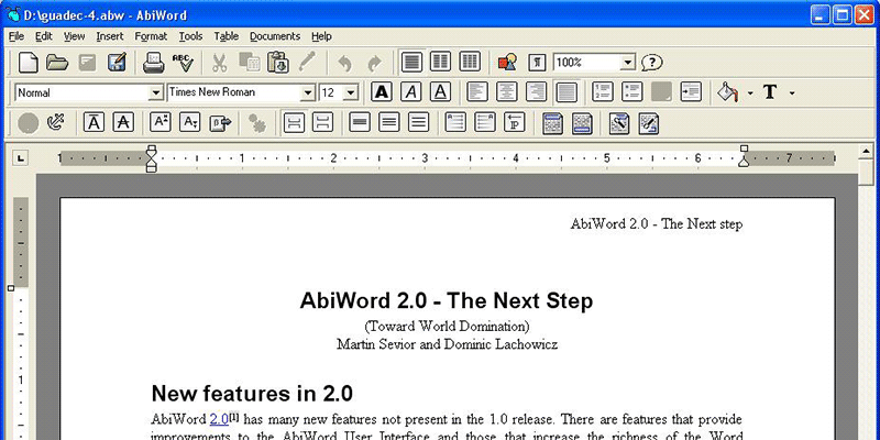 abiword-featured