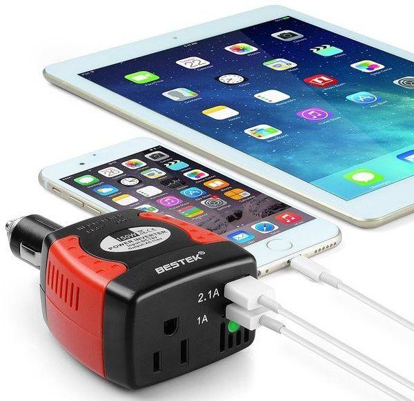 bestek-power-inverters-150w-mobile-charging