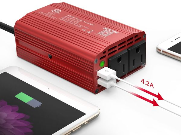 bestek-power-inverters-300w-mobile-charging