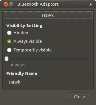 bluetooth-linux-visibility
