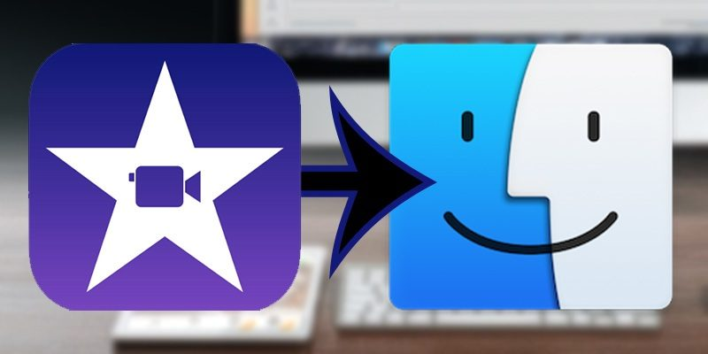 How to Export an Unfinished iOS iMovie Project to Your macOS Desktop
