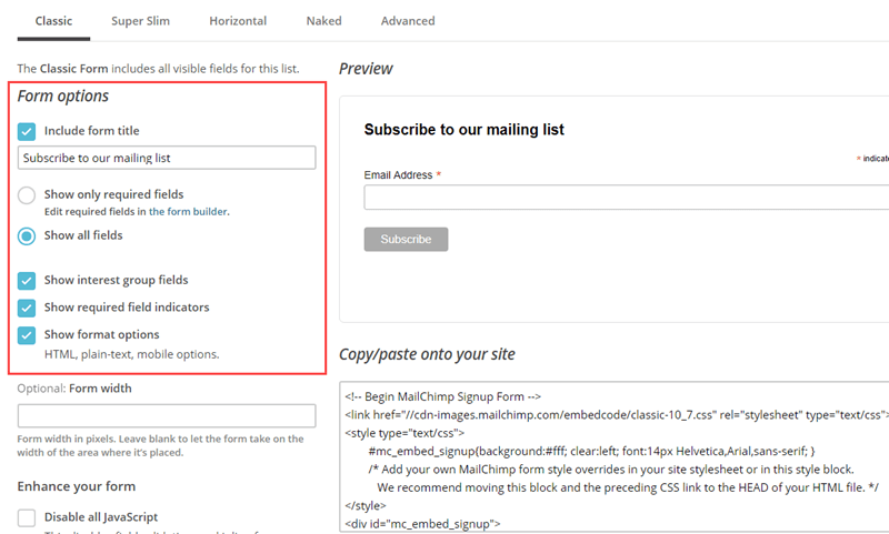 mailchimp-to-wordpress-copy-embedded-code