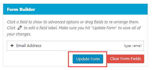 mailchimp-to-wordpress-update-form