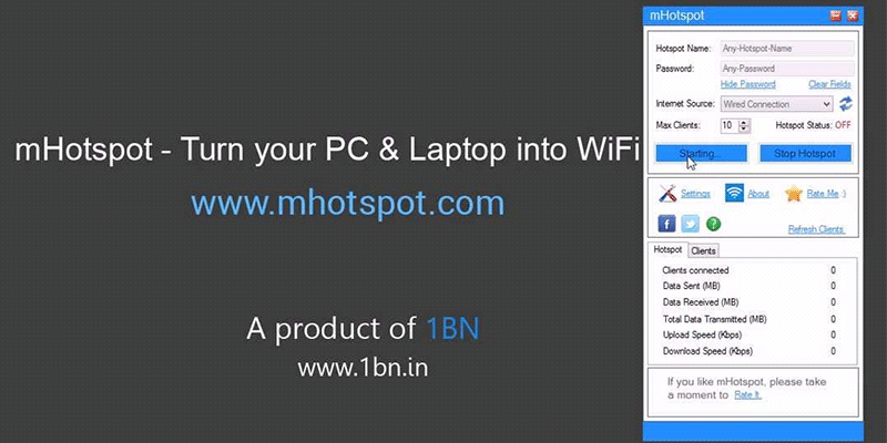 4 Apps That Turn Your Windows PC Into a WiFi Hotspot - Make