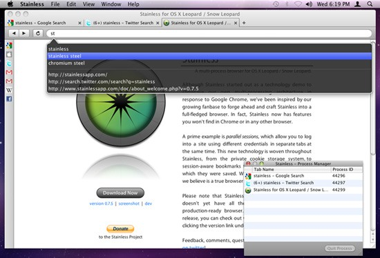 alternative-web-browsers-stainless