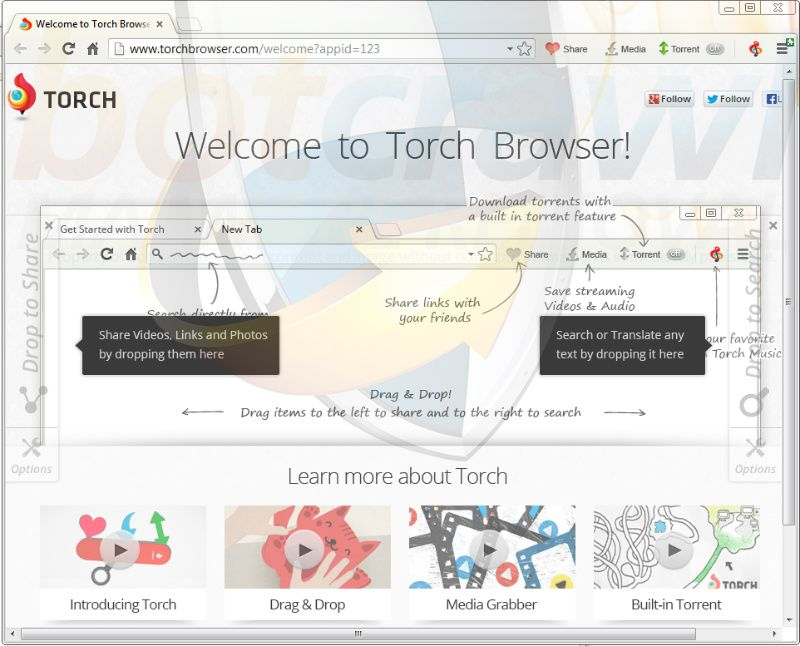 alternative-web-browsers-torch