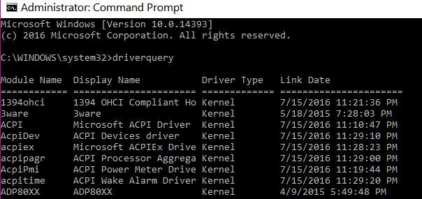 command-driver