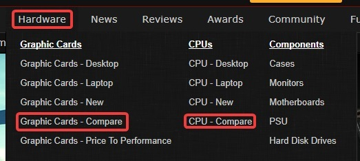 compare-hardware-game-options