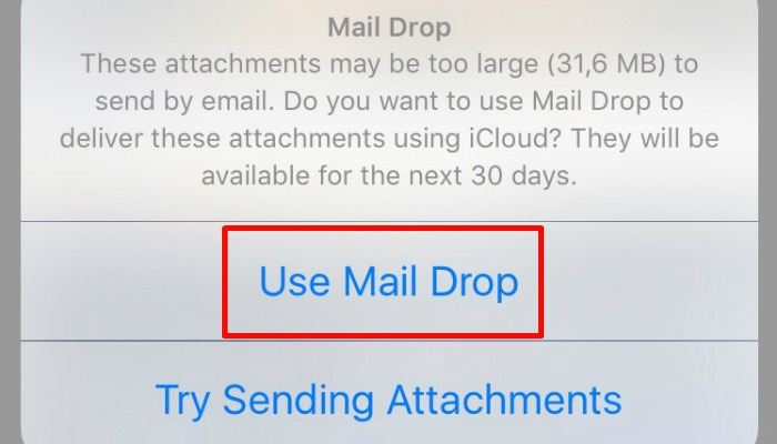 mail-drop-iphone-dialogbox