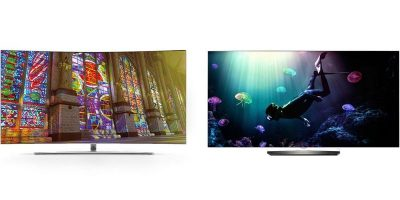 OLED vs. QLED: Which is the Best TV Technology?