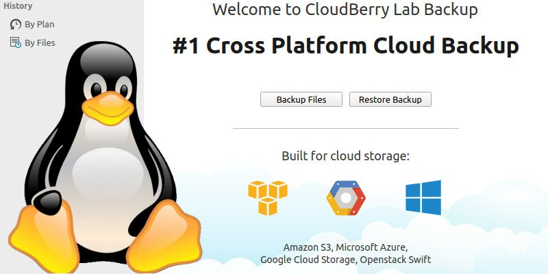 CloudBerry Lab Backup On Linux