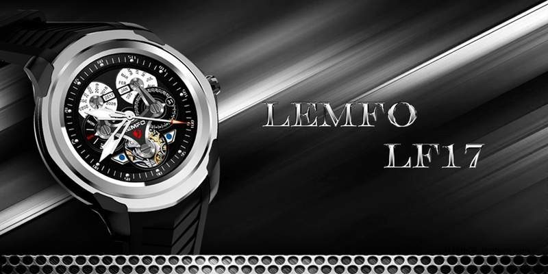 LEMFO Smart Watch: A Watch and Phone All-in-One