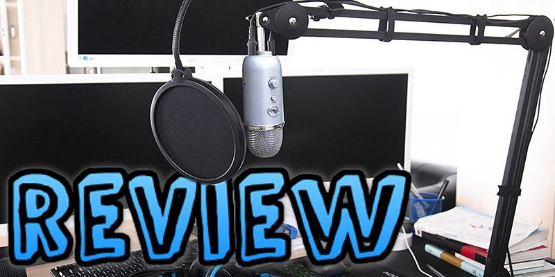 OnePlus Microphone Stand Review and Giveaway