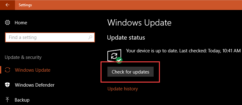 reinstall-windows-windows-update