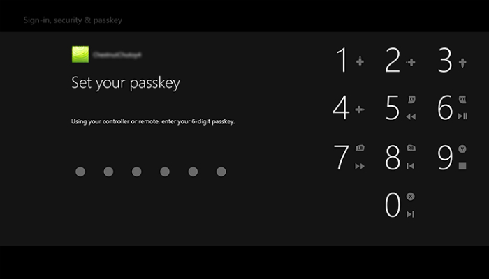 xbox-screen-time-create-passkey