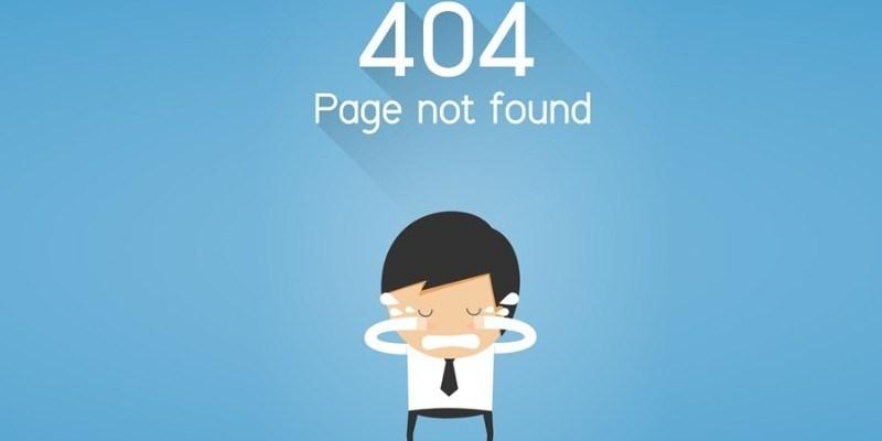 how to fix 404 errors wordpress