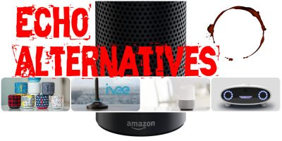 5 Amazon Echo Alternatives with Smarter Features