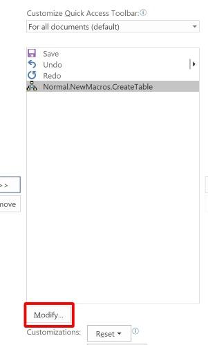 word-macro-button-modify