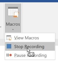 word-macro-stop